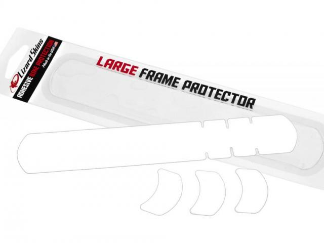 Lizard Skins Frame Protector Large Clear