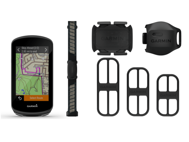 Garmin Edge 1030 Plus Bundel