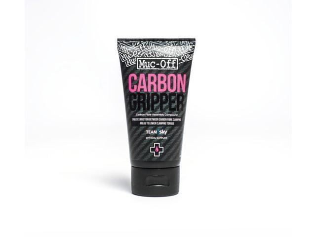 Muc-Off Carbon Gripper Montagepasta 50ML