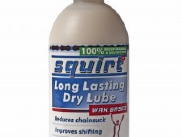 squirt dry lube