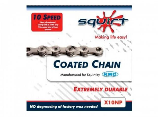 squirt coate 10 speed ketting