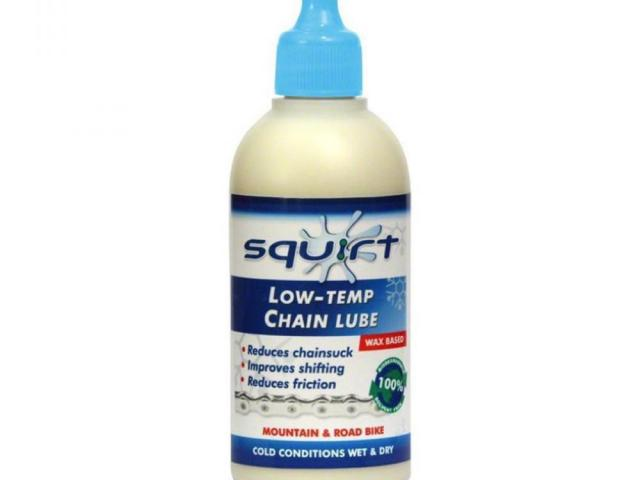 squirt lube low temp