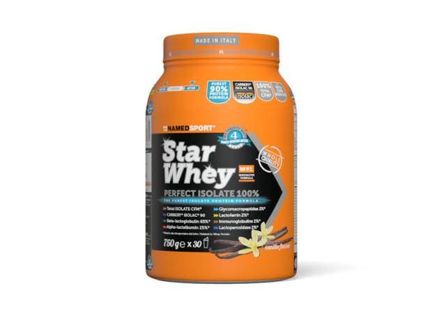 Namedsport  Star Whey Isolate Vanille